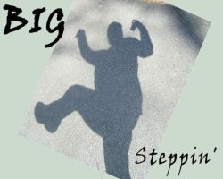 Big Stepping by JCFotografie