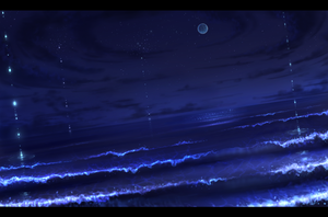 Lightwaves - Free BG by Fourth-Star