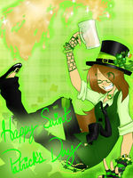 St. Patty's Day by JustSomeZombie007