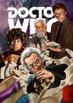 Dr. Who comic cover by Mark42m