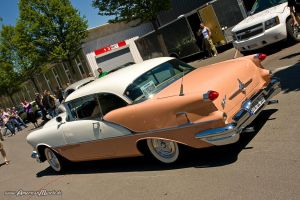 56 Olds Super 88 by AmericanMuscle
