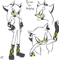 Tyron Ref by UnknownSpy