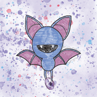 Zubat for Megan by saramations