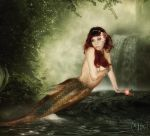 Mermaid of Avalon by Prithvi-Enoch