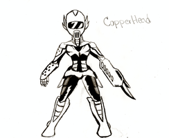 CopperHead by Zane-The-Mudfish