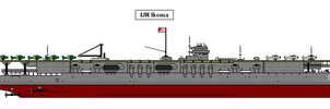 IJN Carrier Ikoma by Dawley