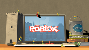 The External World of ROBLOX by IBarrageI