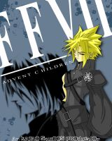 final fantasy advent children by kapao