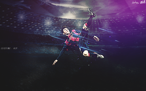 Lionel Messi by AlpGraphic13