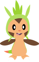 Coming Worldwide October 2013 - Chespin by Karoi5