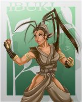 Ibuki Color by SChappell