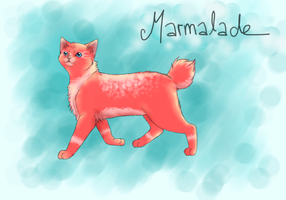 Marmalade by Madlaid