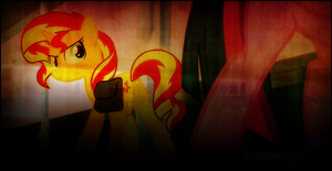 Sunset Shimmer Wallpaper #2 by KrewellaHanoi