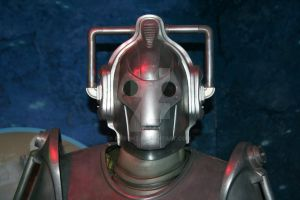 Cyberman -1 by MrE1967