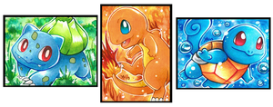 Starter Cards by Ashayx