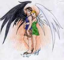 In the Arms of the Angel by Hayai-Akurei