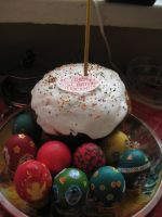 Easter Cake by Evanescent-beauty
