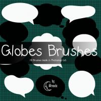 Globes Brushes by Coby17