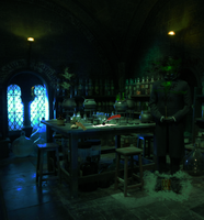 Snape is Brewing by tmwillson3