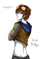 Ticci Toby by DeluCat