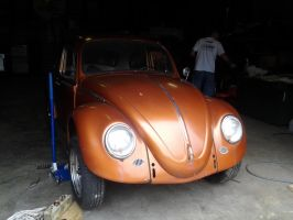 My 1965 VW beetle 3 by BackMasker