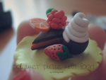 sweety plate by nothingmiss15