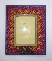 Glass frame by Arsenica-stock