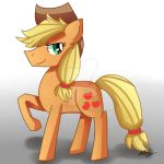 Applejack is coooooool by ho-ohgia