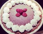 Chocolate tart (Tarte coulante) by riamali