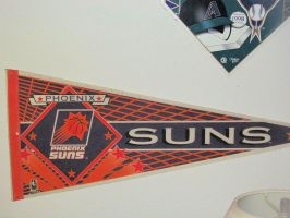 Old Suns Logo Pennant by BigMac1212