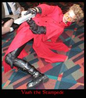 Vash the Stampede by vampiregoddess16
