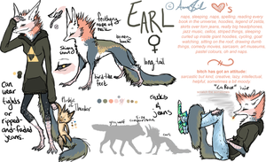 Earl complete reference by MoldyCouches