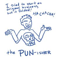 the Pun-isher by Yamino