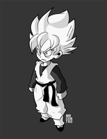 Goten by mrcontroversial