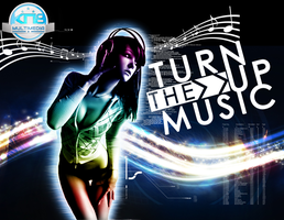 Turn Up The Music by knightmultimedia