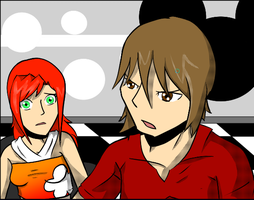 Panel One Done by Rae-Chan13