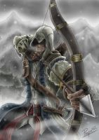 Assassins Creed III by Pepowned