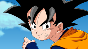 Goten Restoration by Miguele77