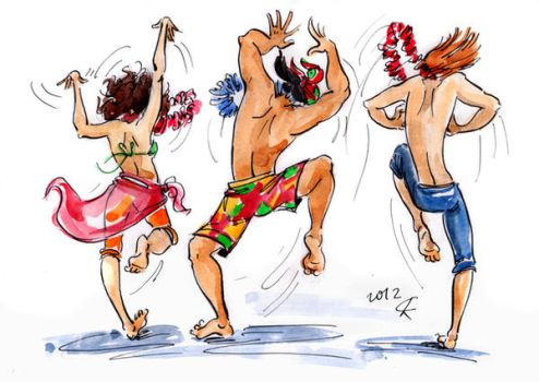 Dancing)) by Biorn-21