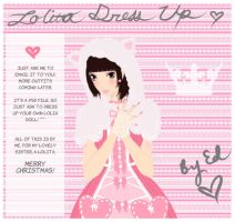 Lolita Doll Dress Up by zylair