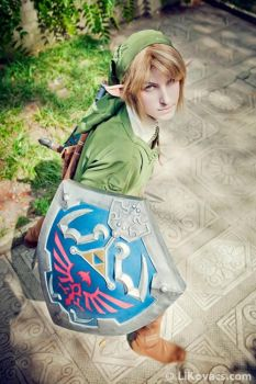 Hero Chosen by the Gods - Twilight Princess by LiKovacs