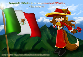 FineEve-Independencia d Mexico by SilverAlchemist09