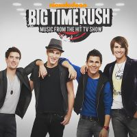 Big Time Rush CD Cover by mikeygraphics