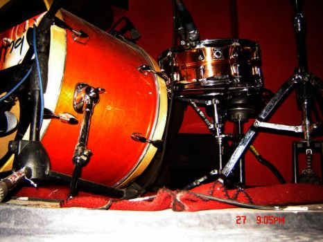 Drums by LICG
