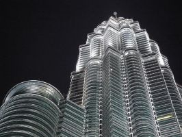 Petronas Towers by zampedroni