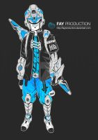 MY Character by FAYproduction