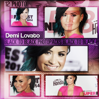 PHOTO Pack (33) Demi Lovato by IremAkbas