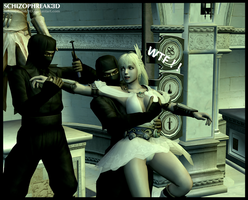 Ninjas and Injections !! by Schizophreak3D