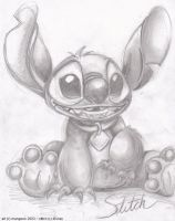 Stitch-sketch by mangoes