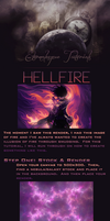 [TUTORIAL] Hell Fire Smudge by Eternalesque